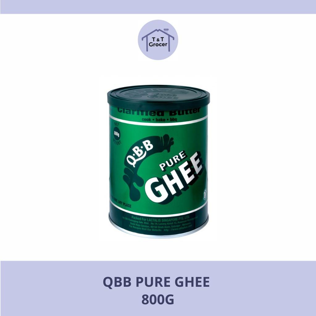 QBB Pure Ghee (150g/ 400g/ 800g)