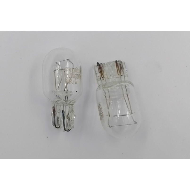BBLT202L-T20 12V 21/5W 2 LEG BULB (WHITE) (L)