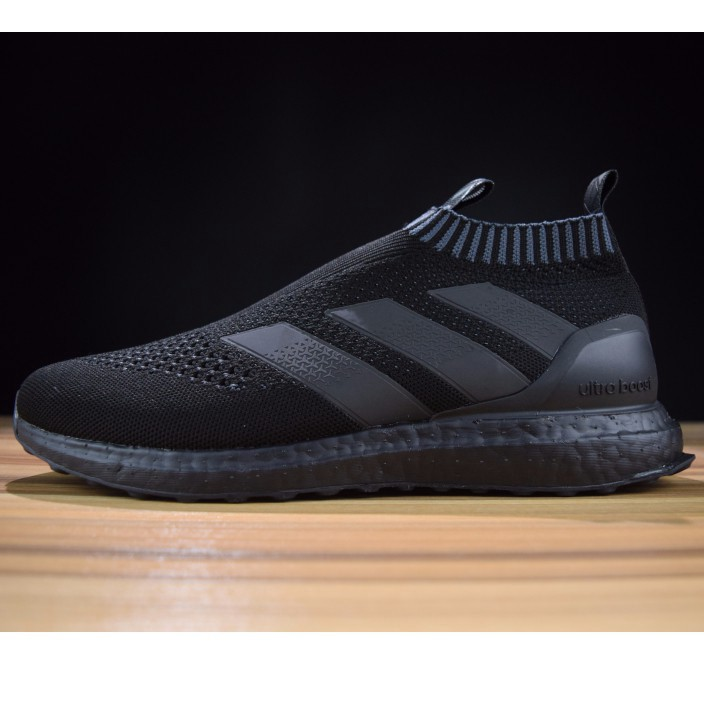 cf6ad64dd ProductImage. ProductImage. ADIDAS Kith x Ace 16+ PureControl Ultra Boost  all black ready stock real