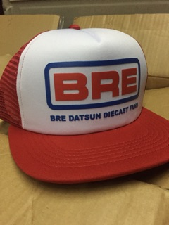 f77e0c2b5a5 ... Hotwheels Datsun Bre Diecast fans Trucker cap. like  0