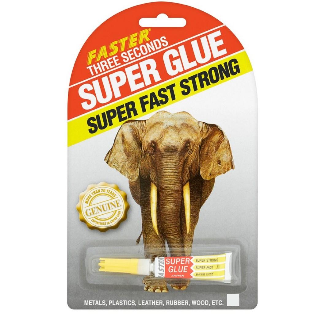 Faster Three Seconds Super Glue (3ml) SG-666