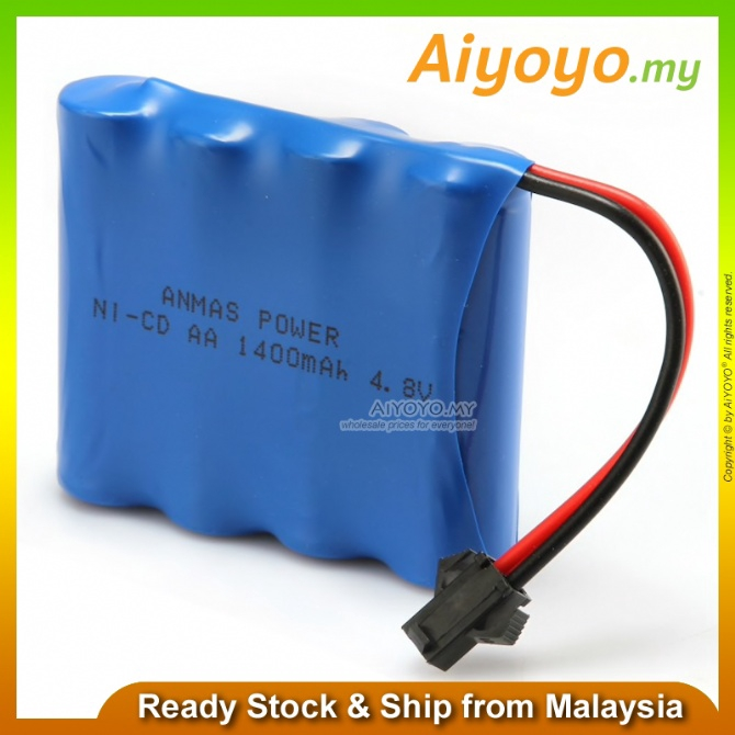 4.2V 2000mAh RC Car Remote Control Car Rechargeable BATTERY