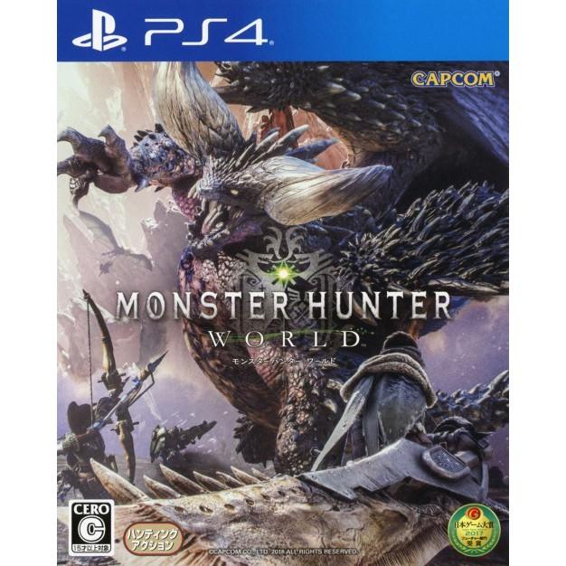 PS4 Monster Hunter World (R3/ENG/CHI)