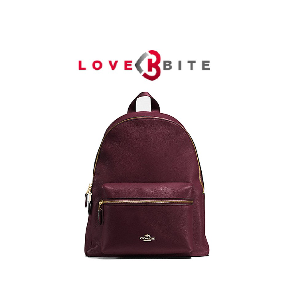 5e260ea414c4d MICHAEL KORS MENS Odin leather Medium backpack