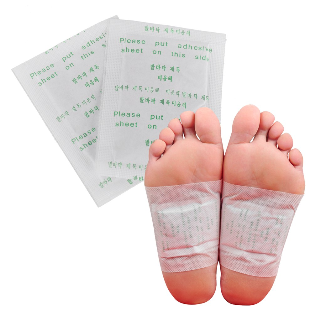 Sinma 200pcs Kinoki Detox Foot Patches 20 Boxes Shopee Malaysia 10 Box Gold Ginger