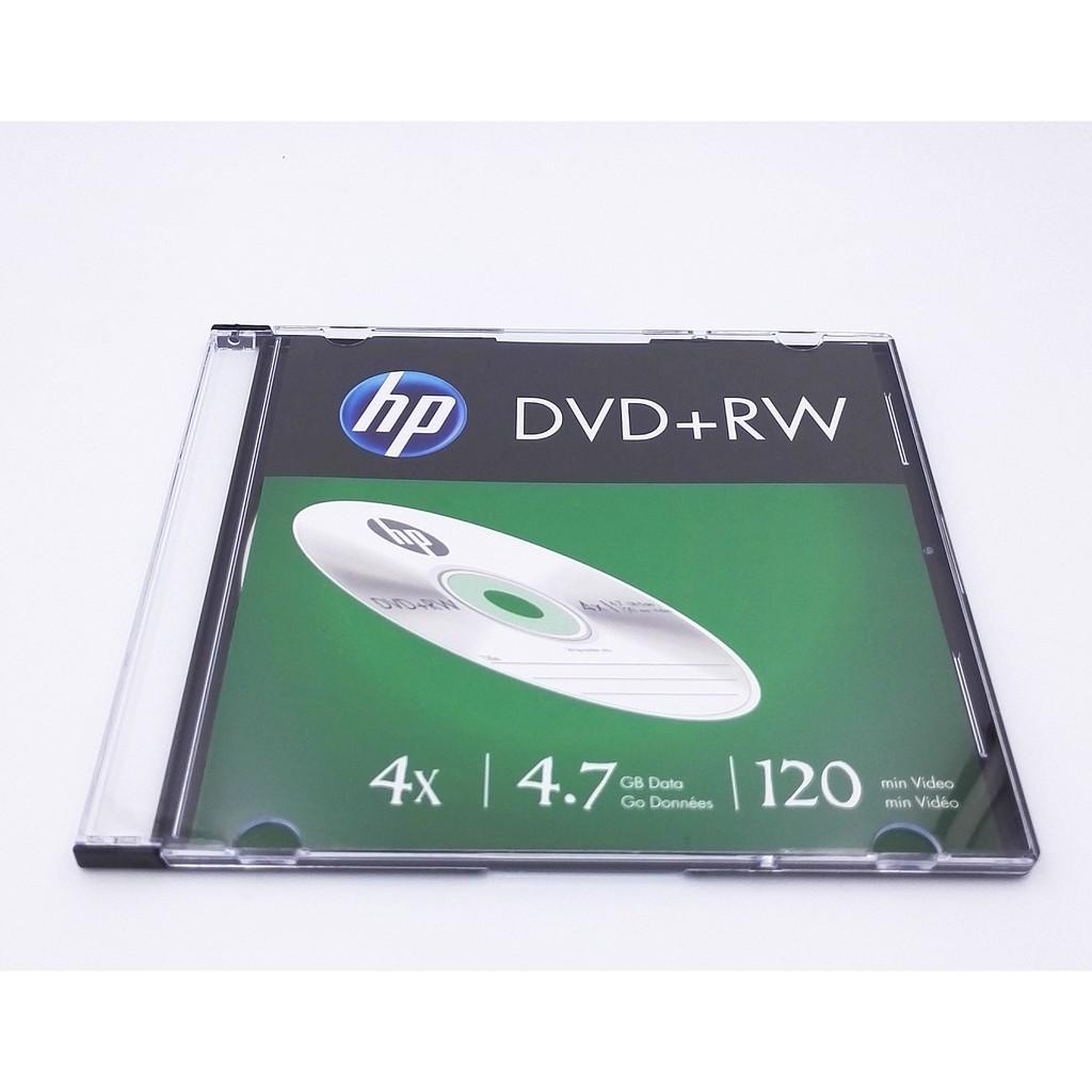 HP 4X Speed DVDRW 4.7GB 120Min Video Disc