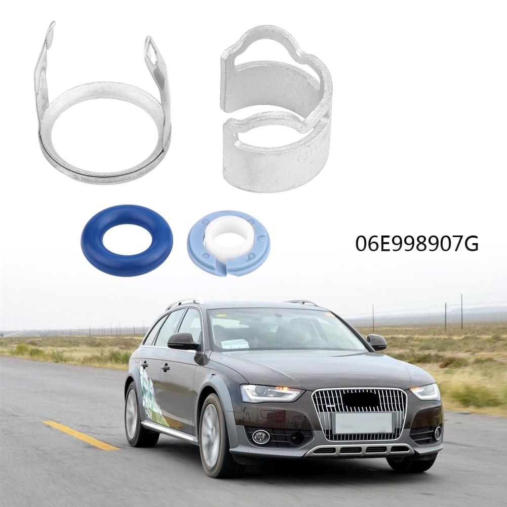 for Audi A4 A5 A6 A8 Q7 VW Touareg Set of 6 Fuel Injector Seal Kit