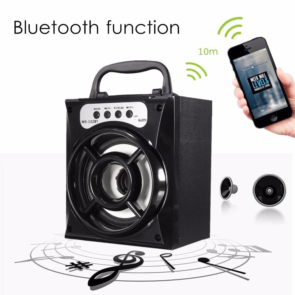 Portable Super Bass Speaker Bluetooth Usb Tf Led Light Bs 12 Vivo V9 Ori Shopee Malaysia