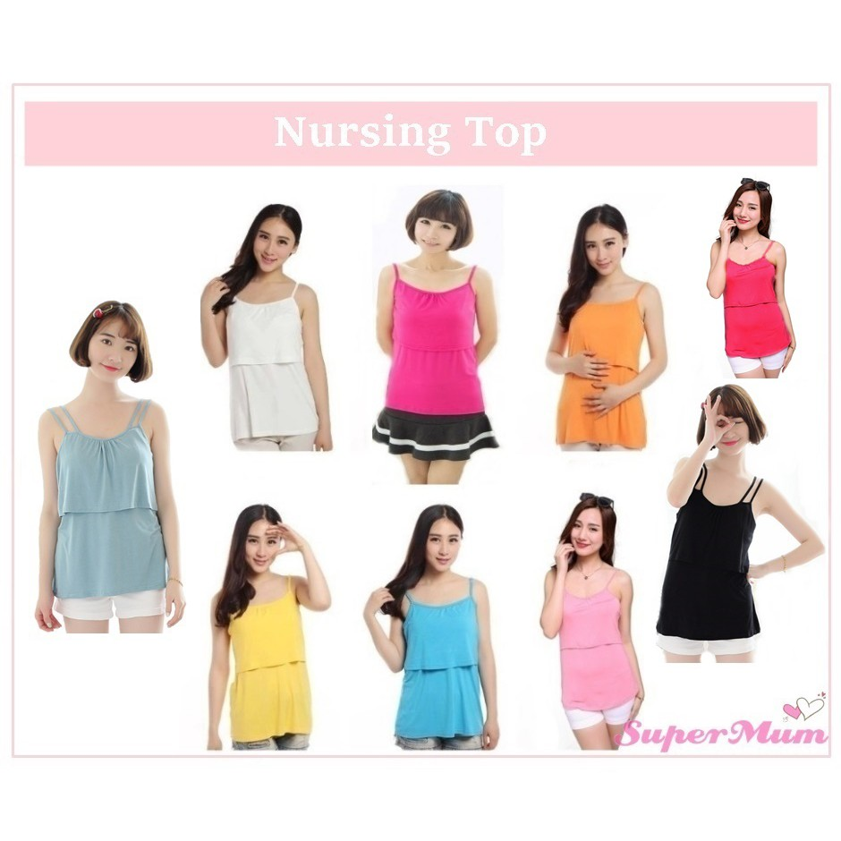 bc7fe1461221d Maternity Confinement And Nursing Dress | Shopee Malaysia