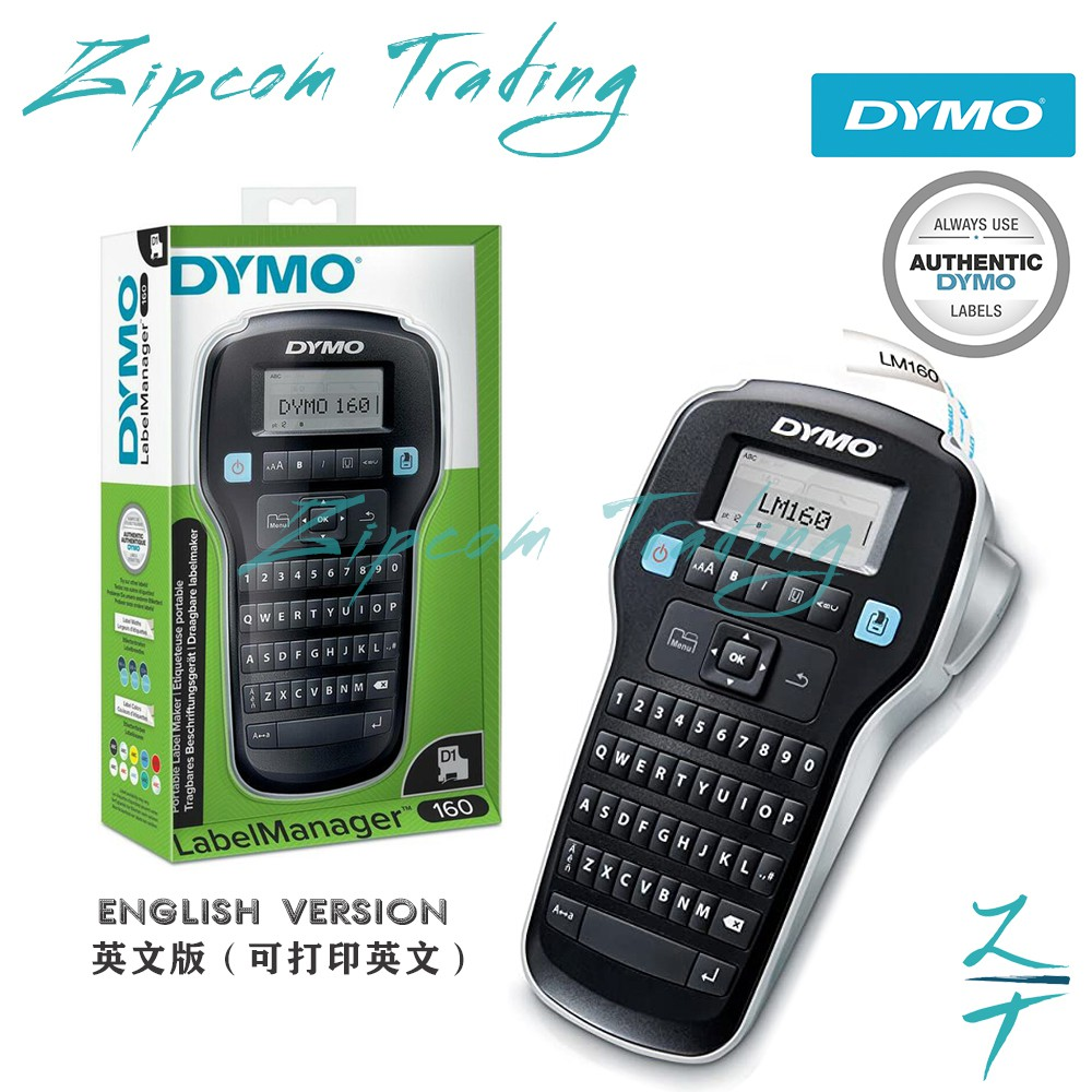DYMO LabelManager LM160 Portable Label Maker # Easy # Portable