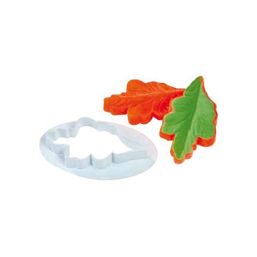 Martellato, Cake Art Cutter, Leaf 004, 3 pcs