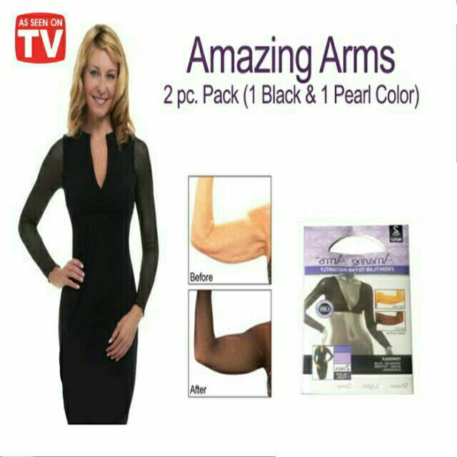 6926fc3cd3 Amazing Arms Slimming (2PC)