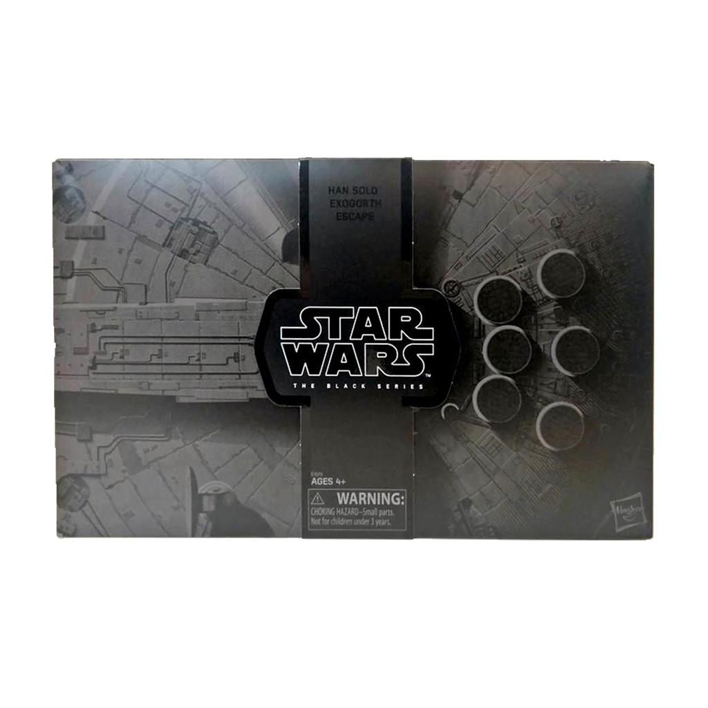 Star Wars The Black Series 6 Inch Han Solo Exogorth Escape - SDCC 2018  Exclusive