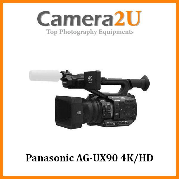 Panasonic AG-UX90 4K/HD Professional Camcorder (MSIA)