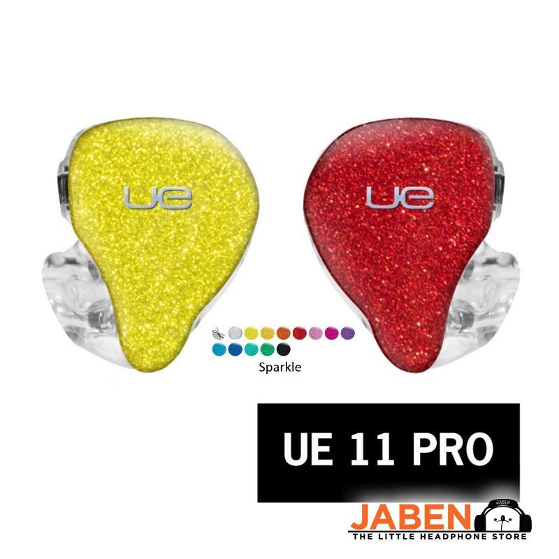 Ultimate Ears UE 11 Pro Earphones CIEM Custom In-Ear Monitors [Jaben] UE11