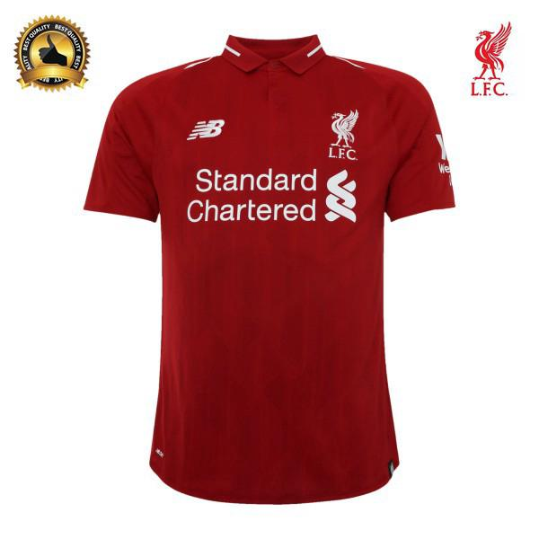 new product 34671 200b9 Top Quality Liverpool Home Football Jersey 18/19 Thailand ...