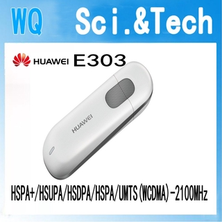 Unlocked original Huawei E303 7 2Mbps 3G HSDPA Modem And 3G