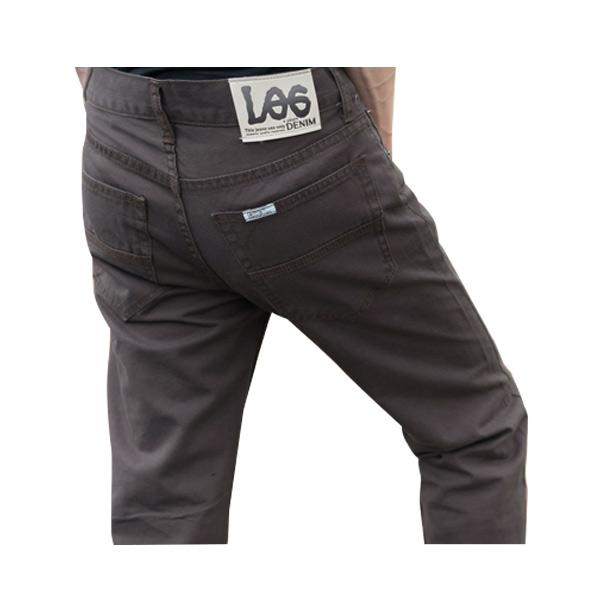 MTE กางเกงยีนส์ ขากระบอกเล็ก สีน้ำตาลเข้ม เป้าซิป รุ่น 107/2 สินค้าพร้อมส่ง มีบริการเก็บเงินปลายทางด้วยครับ
