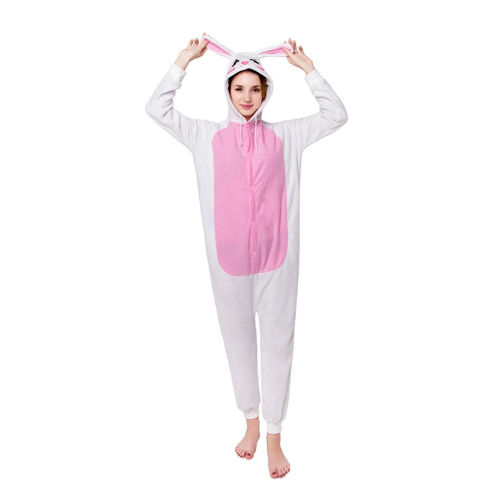 f0e3ee6e Women Men Pajama Onesies Homewear Animal Cartoon Christmas Cosplay ...