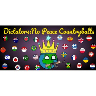 Countryballs no peace