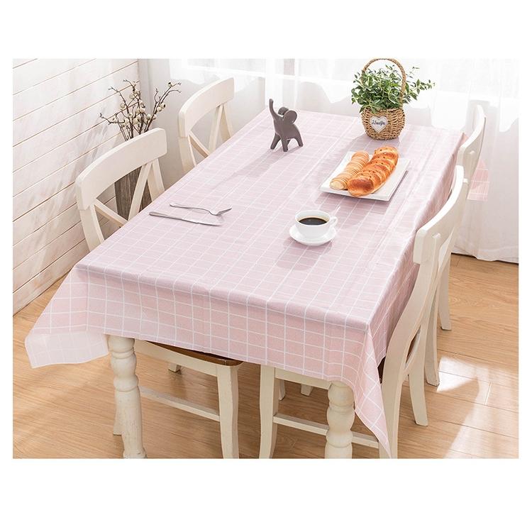 celeoilproof waterproof tablecloth living room pvc