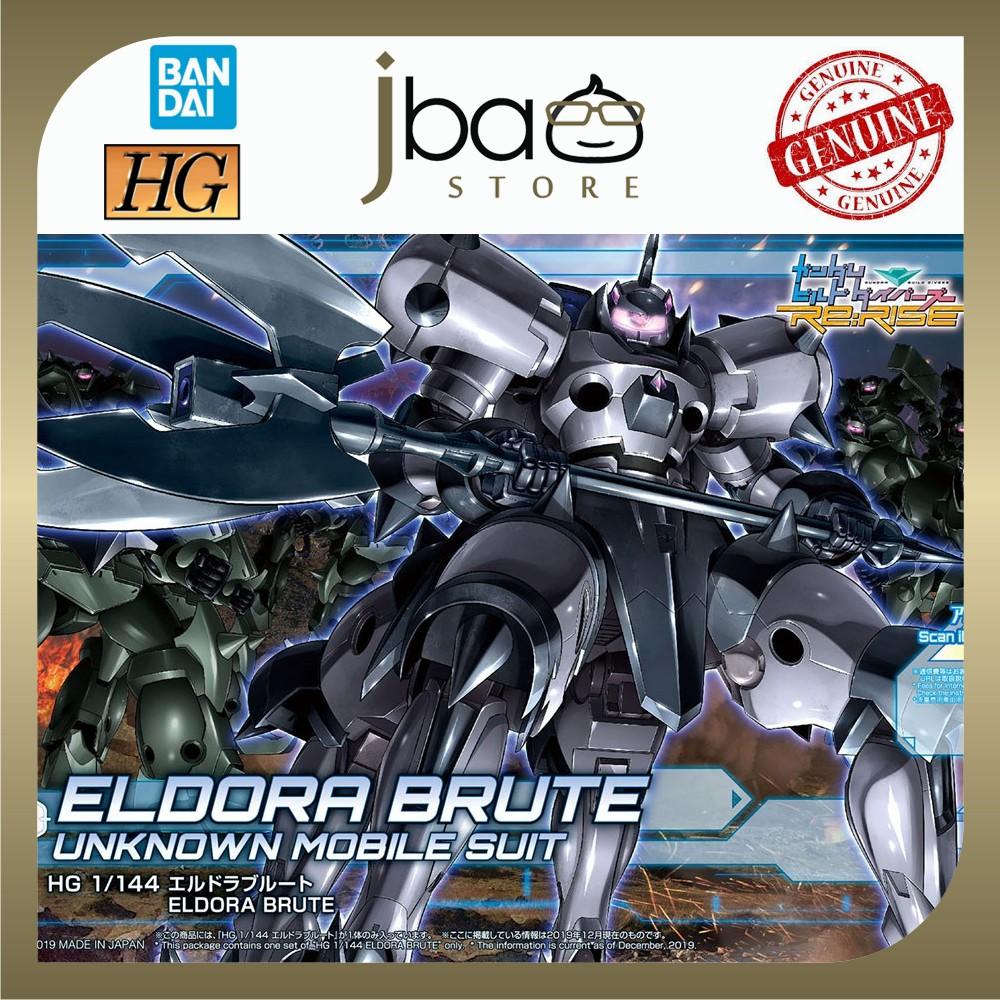 Bandai 1/144 11 Eldora Brut HGBD Re:Rise Unknown Mobile Suit Gundam Plastic Model Kit