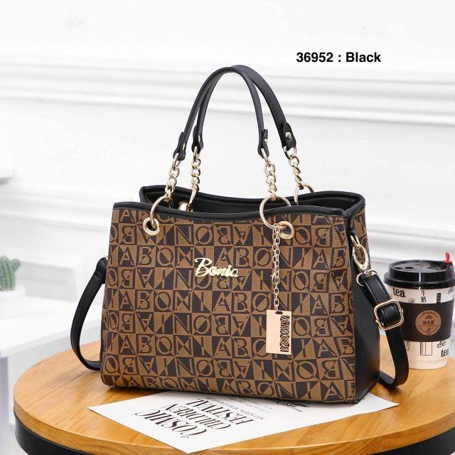 Design Handbag Terbaru Bonia