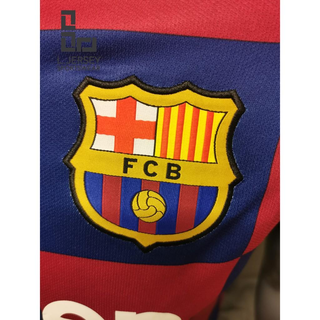 Barcelona Men Home Season 19/20 Stadium Fans Jersey