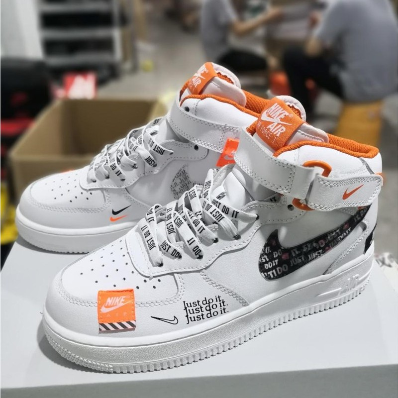 air force 1 just do it high