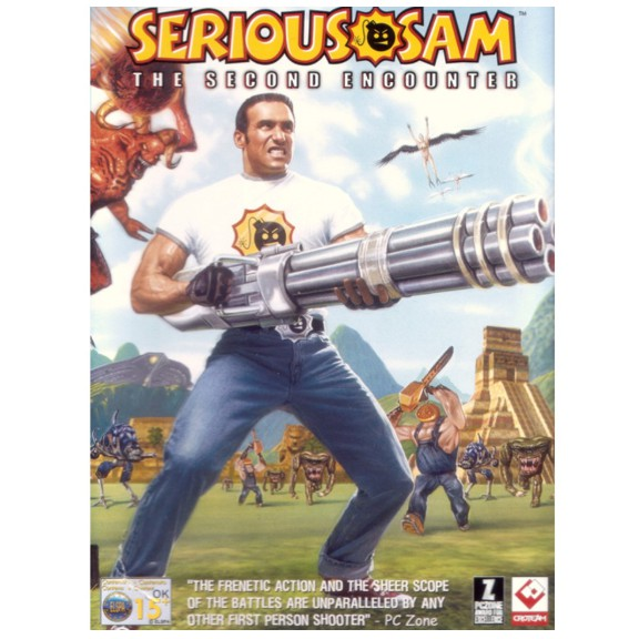 Serious Sam: The Second Encounter (PC DIGITAL DOWNLOAD)