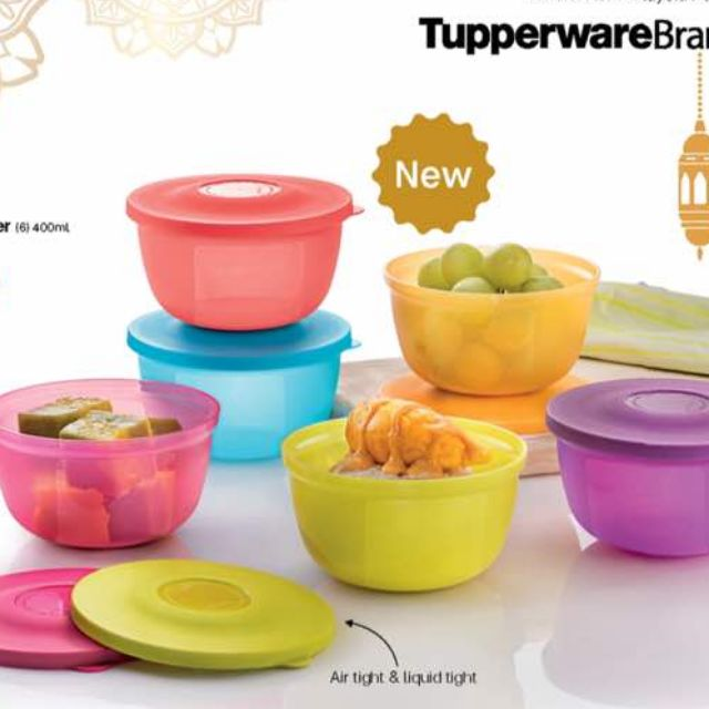 Tupperware Small Saver Round Container 400ml