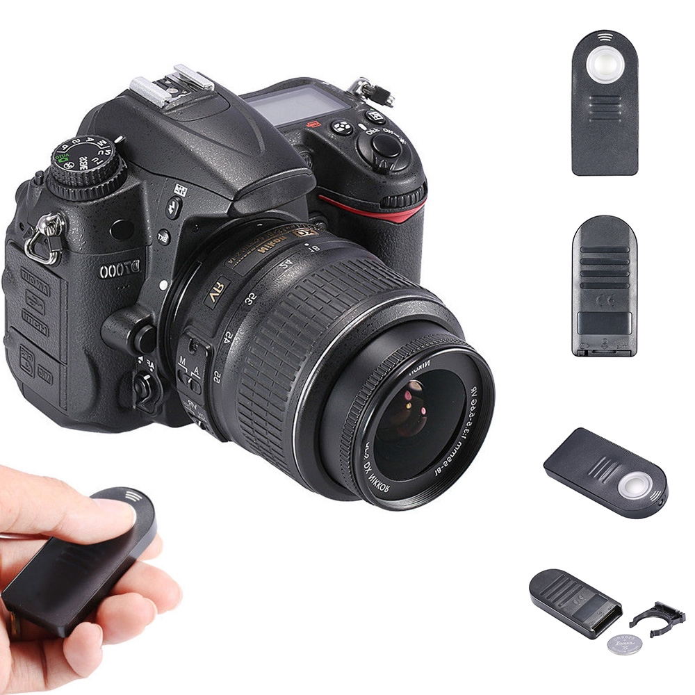 D5000 /Similar a MC-DC2/Cable Disparador Remoto D3200 D3300 D5100 SHOOT Disparador Remoto Cable Disparador para Nikon D750 D3100 D90/ D5500 D5200 D7100 D7000 D600