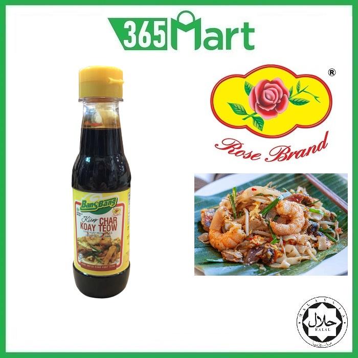 ROSE BRAND BangBang Kicap Char Koay Teow HALAL (150ml/300ml/600ml) by 365mart 365 Mart
