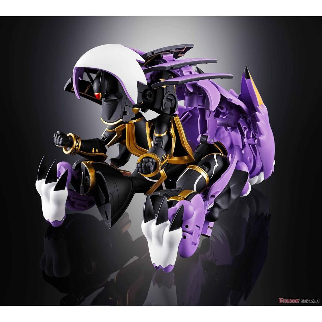New Bandai Digimon Digital Digivolving Spirits 05 Alphamon Action Figure
