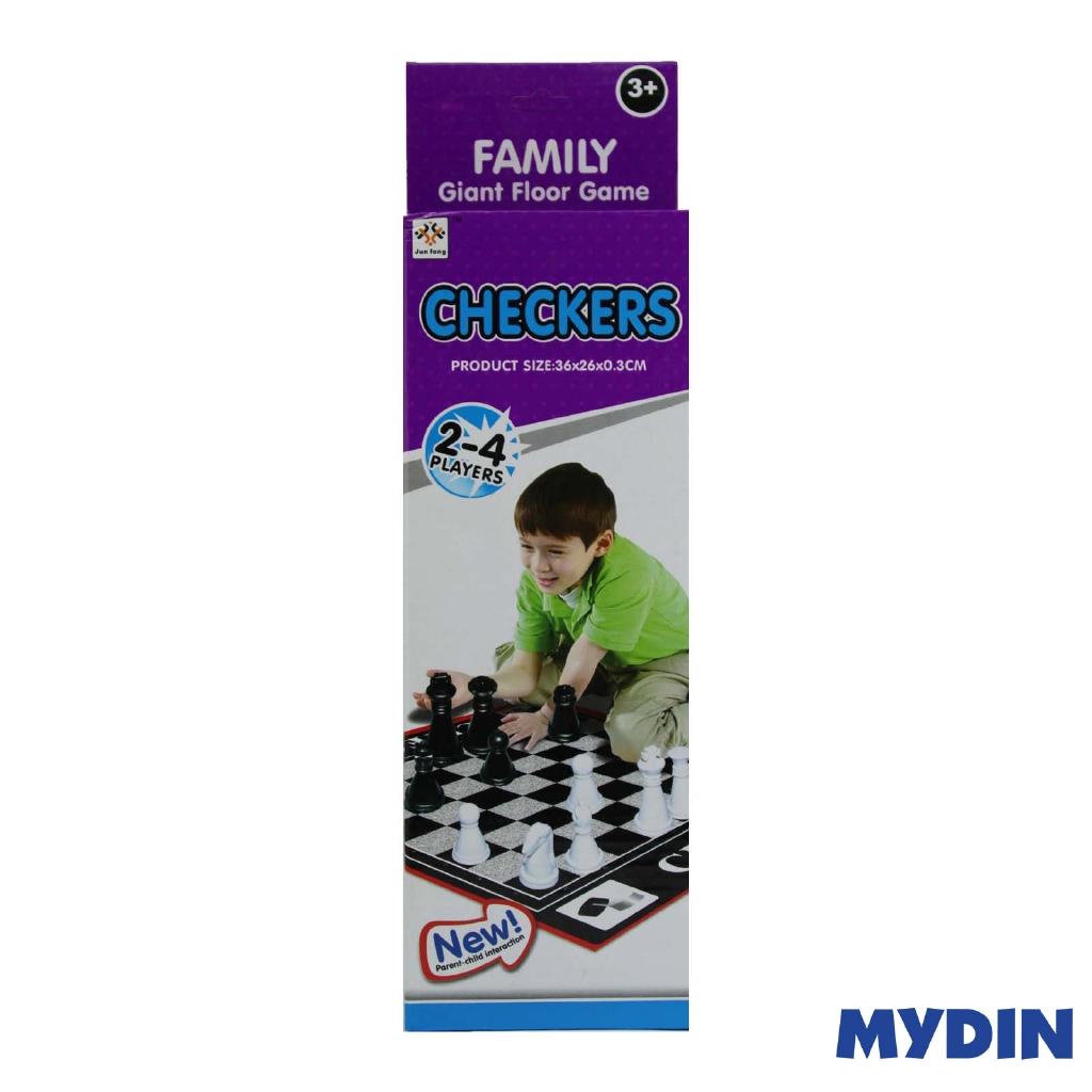 General Toy 1000 (Checkers)  #Indooractivity