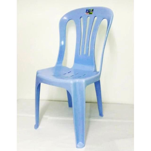 """Maxonic Side Chair Marble Colour / Kerusi Warna """"Marble"""""""