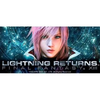 Final Fantasy XIII (PC-Steam) | Shopee Malaysia