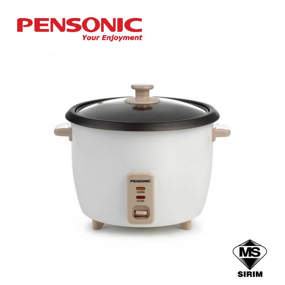 Pensonic Rice Cooker (1.5L) PRC-15E
