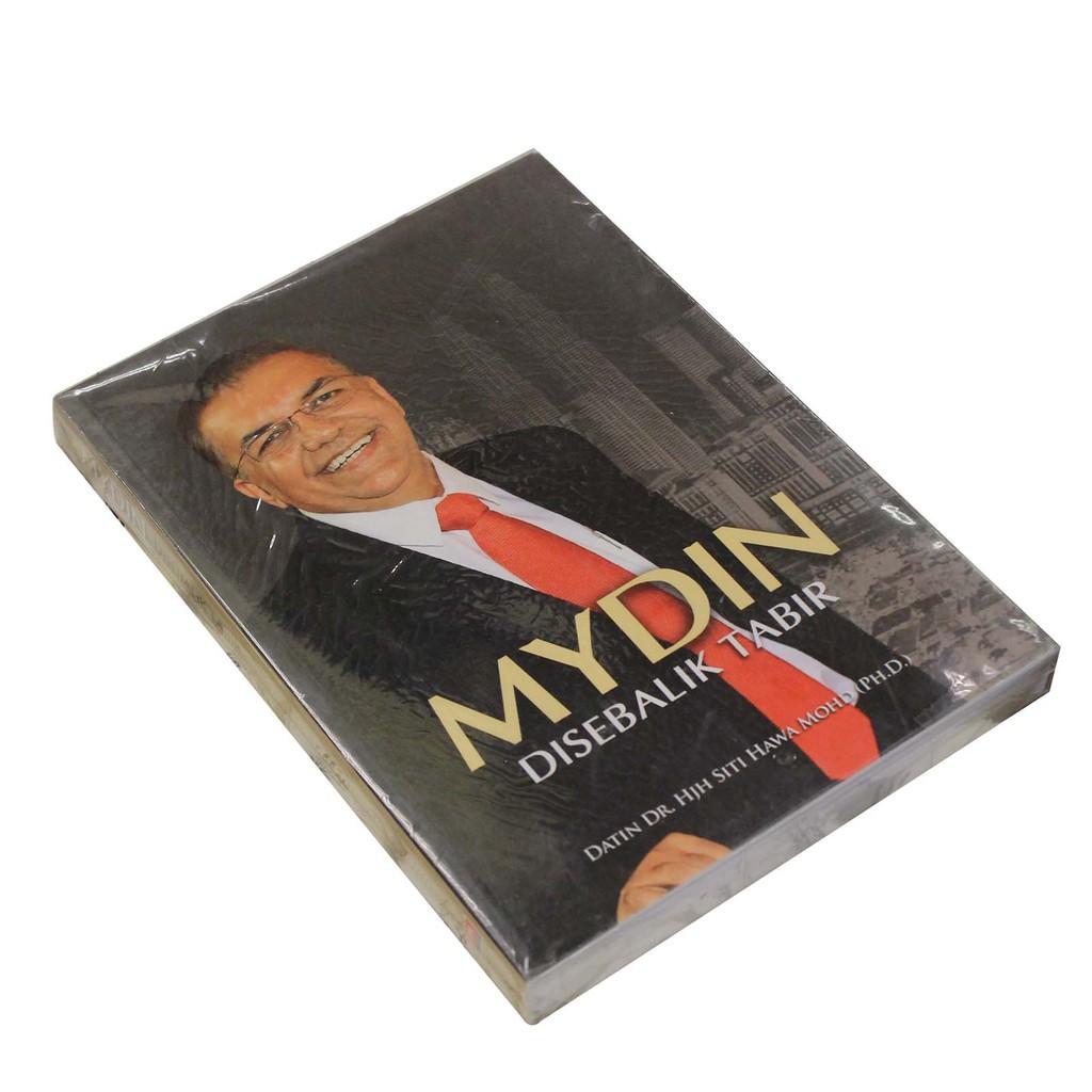Buku Mydin Di Sebalik Tabir