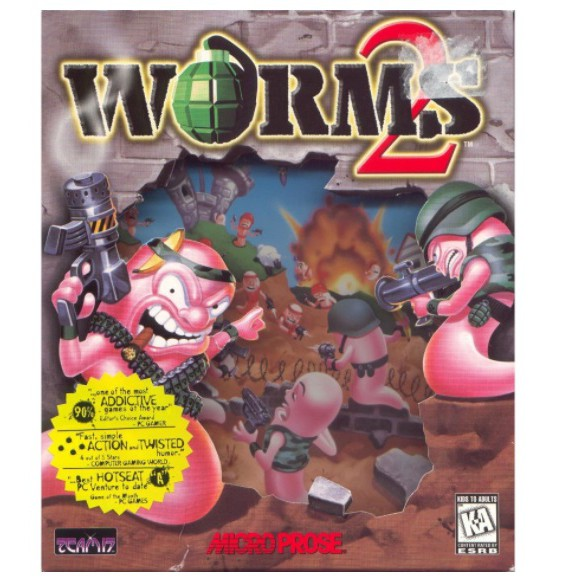 WORMS 2 [PC DIGITAL DOWNLOAD]