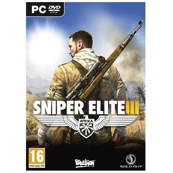 SNIPER ELITE 3 [PC DIGITAL DOWNLOAD]