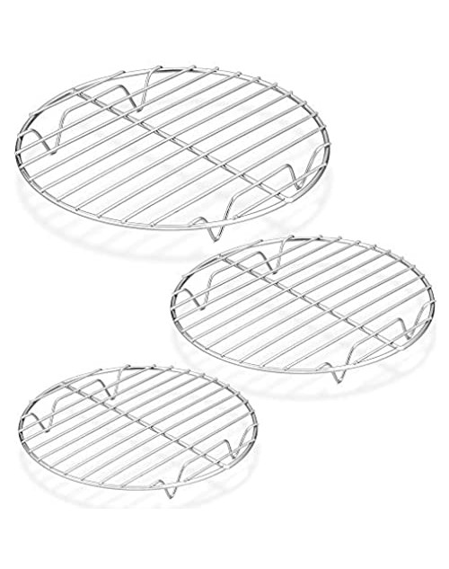12/ 13/ 14 Inch S/Steel Cooking Steaming Cooling Rack