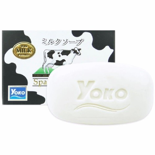 Yoko Spa Milk Soap 90g