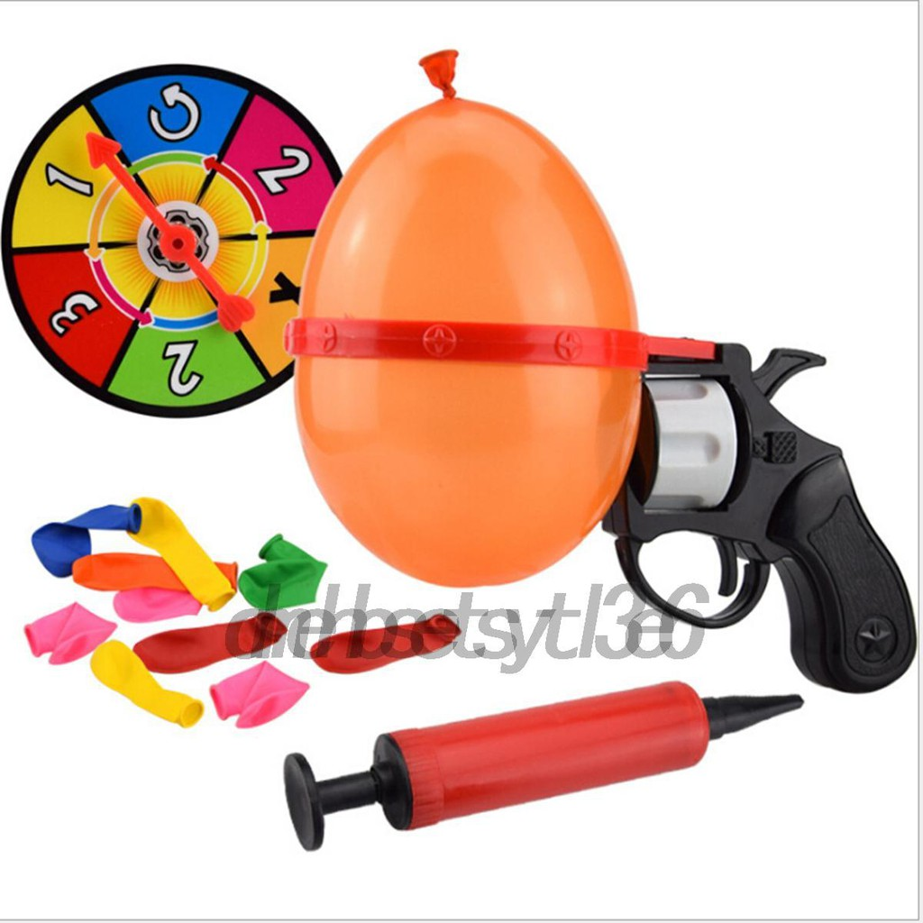 ปืนบอลลูนของเล่นสำหรั