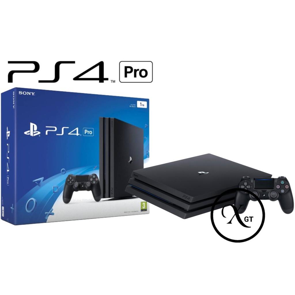 New Sony Playstation 4 Pro Ps4 1tb Fw 503 Shopee Malaysia Region 3