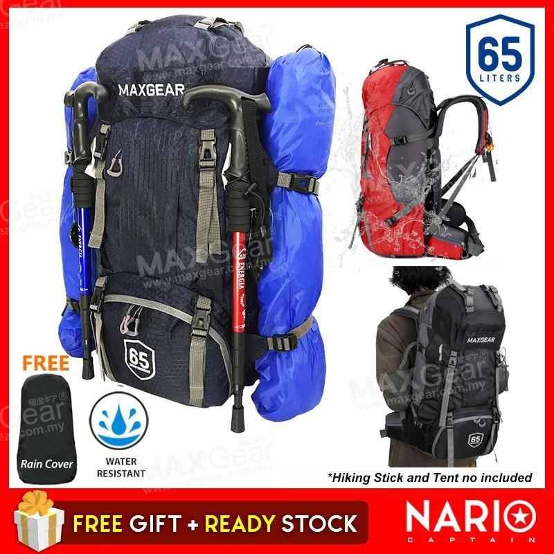 MAXGEAR 42L Outdoor Backpack Lightweight Camping Hiking Travel Bag ... 4f64503af7122