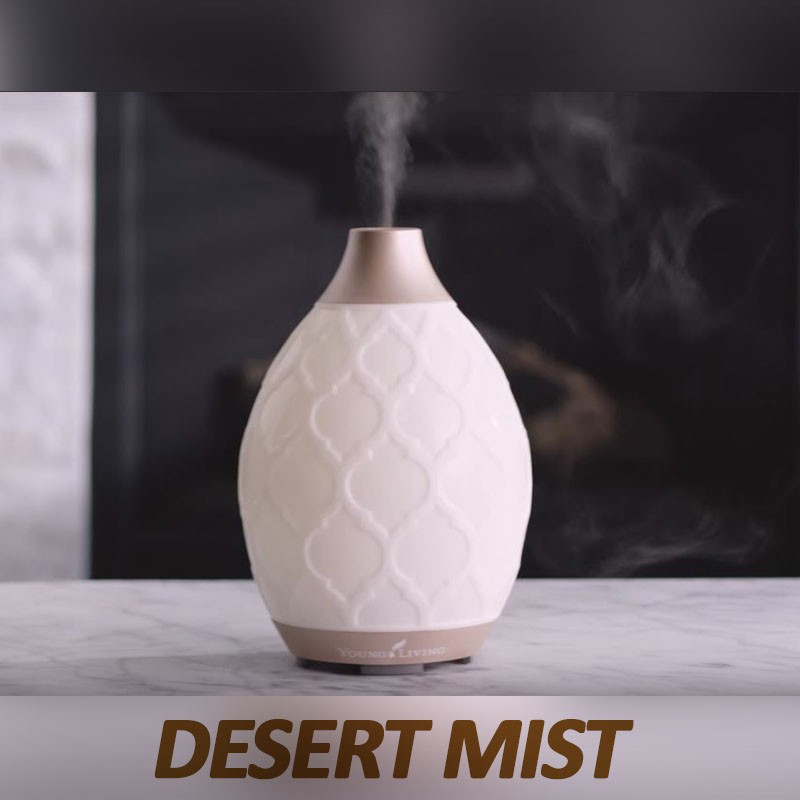 Young Livings Desert Mist Diffuser Or Humidifier 180ml