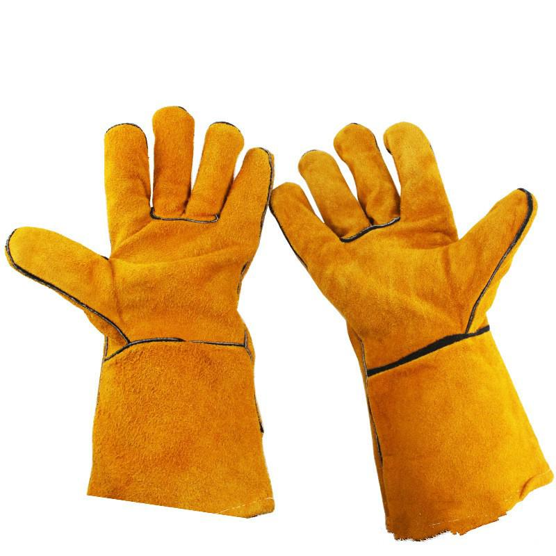 1 Pair Gloves Gardening Labor Long Sleeve Tools Pruning Cold-proof Thicken Security Printed Anti Stab Planting Wrist Protection Garden Tools Back To Search Resultstools