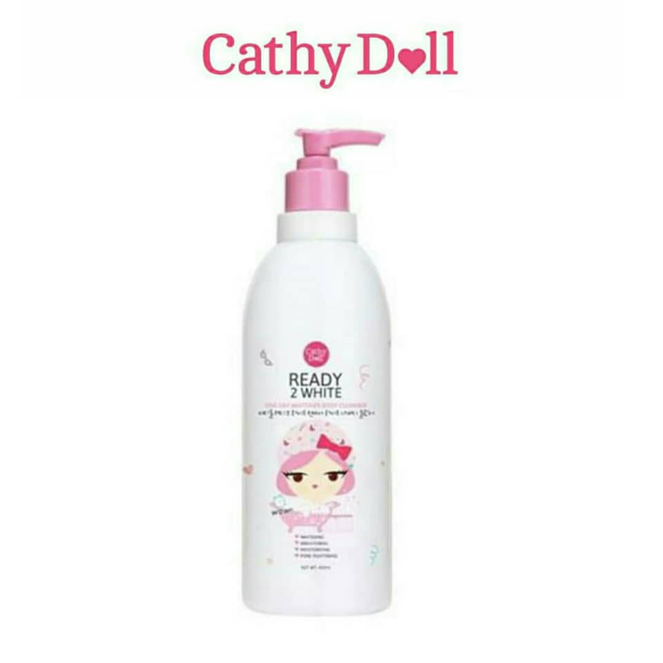 Cathy Doll Acne Solution Serum Foam Cleanser 50ml Shopee Malaysia Milky Splash Essence With Hoet Gae Na Mu 50g