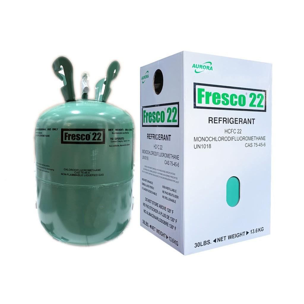 Fresco 22 Refrigerant Gas 13.6 KG